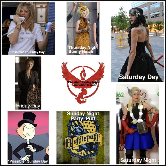 Dragon Con 2016 Costumes